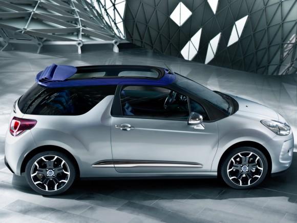 Citroën DS3 Cabrio, primeras imágenes filtradas