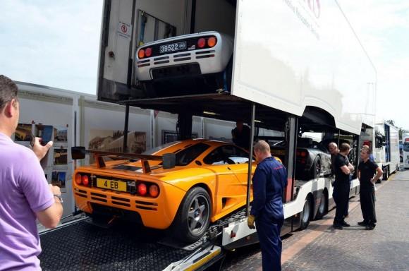 El Club McLaren celebra sus 20 años en un evento memorable