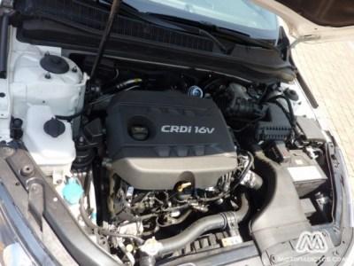 Prueba Kia Optima 1.7 VGT 6AT 136 caballos (parte 2)