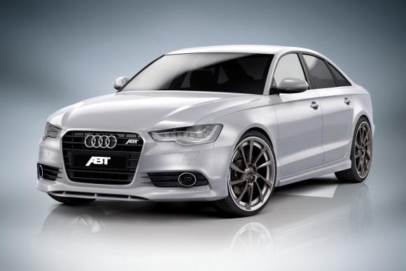 ABT se atreve con los A6 diesel de Audi