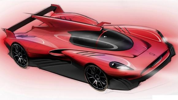 James Glickenhaus podría estar preparando un nuevo P4/5 Competizione para Le Mans 2014