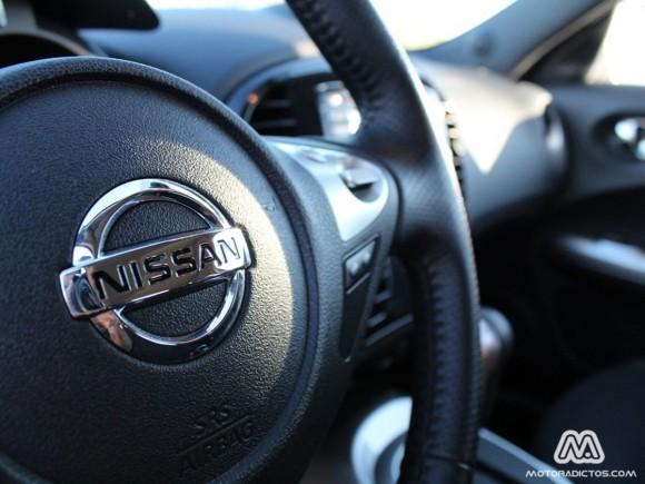 Prueba Nissan Juke 1.6 Turbo 4x4 190 caballos (parte 1)