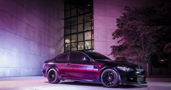 BMW M3 E92 Blackjack