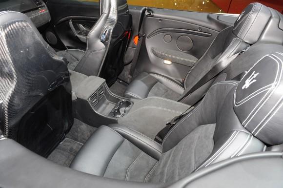 París 2012: Maserati GranCabrio MC