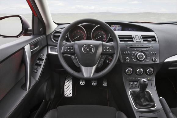 Mazda3 MPS, actualización estética de cara a 2013