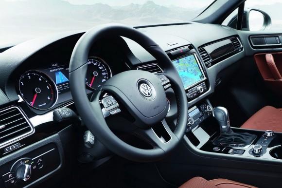 Volkswagen celebra el décimo cumpleaños del Touareg con una edición especial