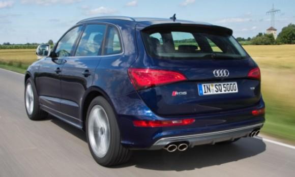 Audi ofrecerá un SQ5 gasolina muy pronto