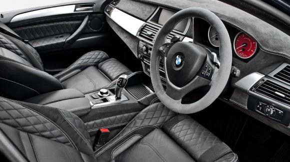 Kahn Design muestra uno de los BMW X6 más atractivos del mercado