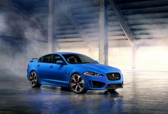 Jaguar XFR-S, presentación oficial