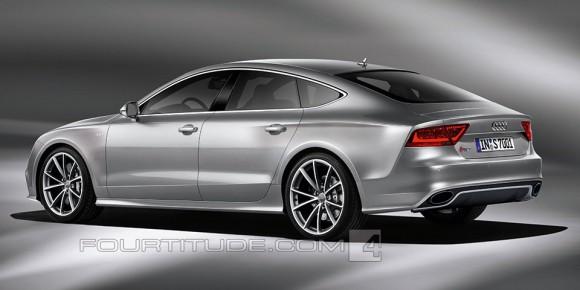Soñando con el Audi RS7
