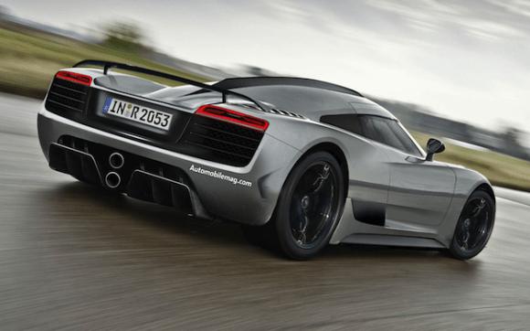 Audi R20, nuevos datos sobre un superdeportivo legendario
