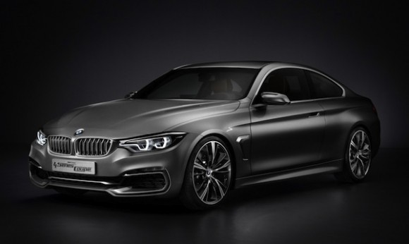 BMW Serie 4 Coupe Concept