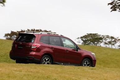Japón se vuelca con el nuevo Subaru Forester