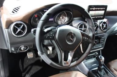 Detroit 2013: Mercedes CLA