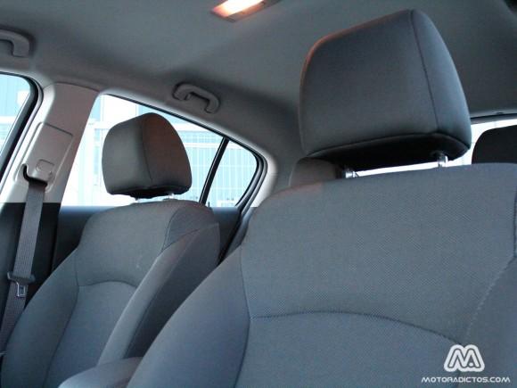 Prueba Chevrolet Cruze LT+ 1.7 VCDi 130 caballos (parte 1)