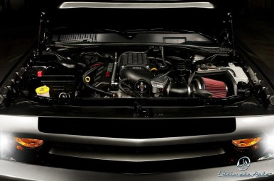 Ultimate Auto embrutece tu Dodge Challenger SRT-8