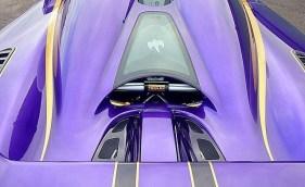 Koenigsegg Agera Zijin, primera imágenes