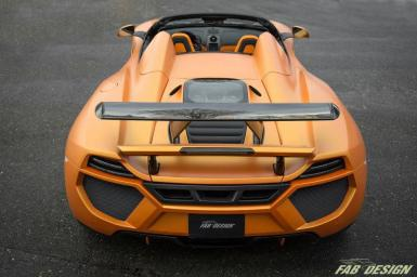 FAB Design Mclaren MP4-12C Spider