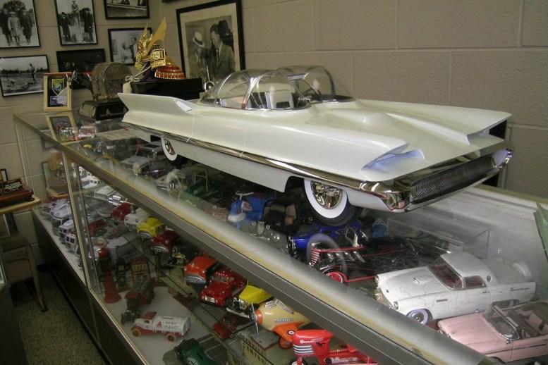 Barret-Jackson vende un Batmobile original de 1966