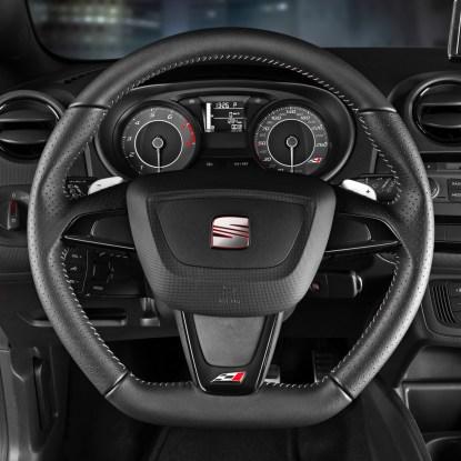 SEAT Ibiza Cupra, megagalería de imágenes