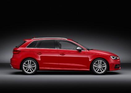 Audi S3 Sportback 2013, ya es oficial