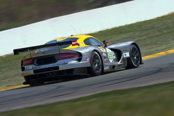 SRT vuelve a Le Mans