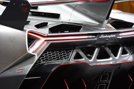 Ginebra 2013: Lamborghini Veneno