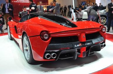 Ginebra 2013: Ferrari LaFerrari