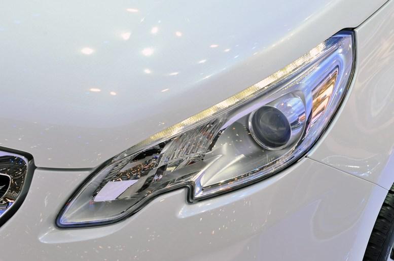 Ginebra 2013: Peugeot 2008