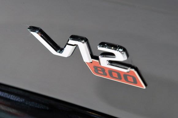 Ginebra 2013: Brabus 800 Roadster