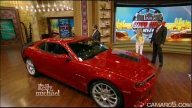 Chevrolet Camaro 2014, presentación oficial en menos de 10 minutos