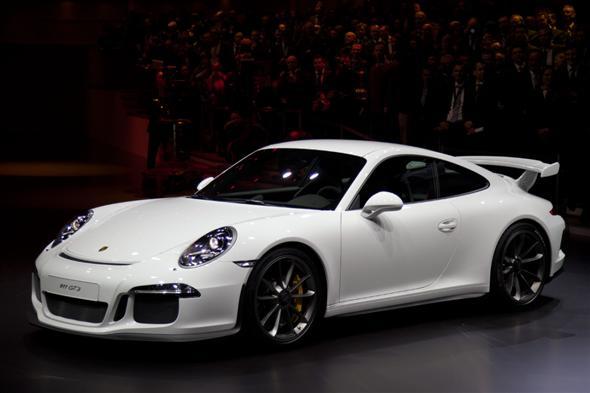 Primera información del Porsche 911 GT3 RS