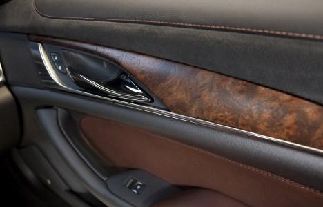 Cadillac CTS 2014, primeras fotos al descubierto