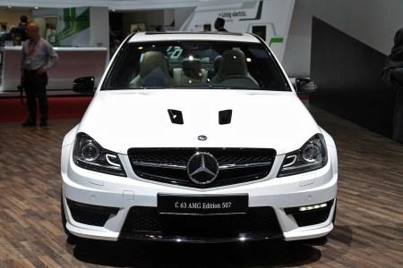 Ginebra 2013: Mercedes C63 AMG Edition 507