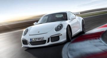 Así es el nuevo Porsche 911 GT3