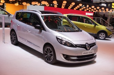 Ginebra 2013: Renault Scénic