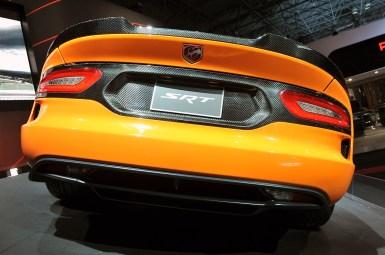 Nueva York 2013: SRT Viper TA