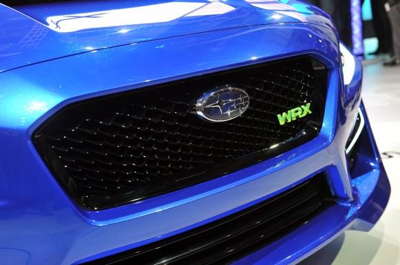 Nueva York 2013: Subaru WRX Concept