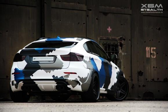"""BMW X6 M """"Stealth"""""""