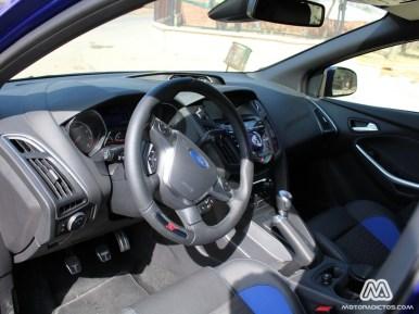 Prueba Ford Focus ST (parte 2)
