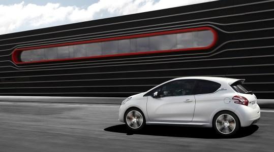 Peugeot 208 GTI, precios para España