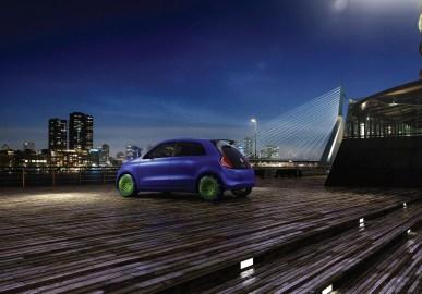 Renault Twin'Z Concept, la antesala del nuevo Renault 5