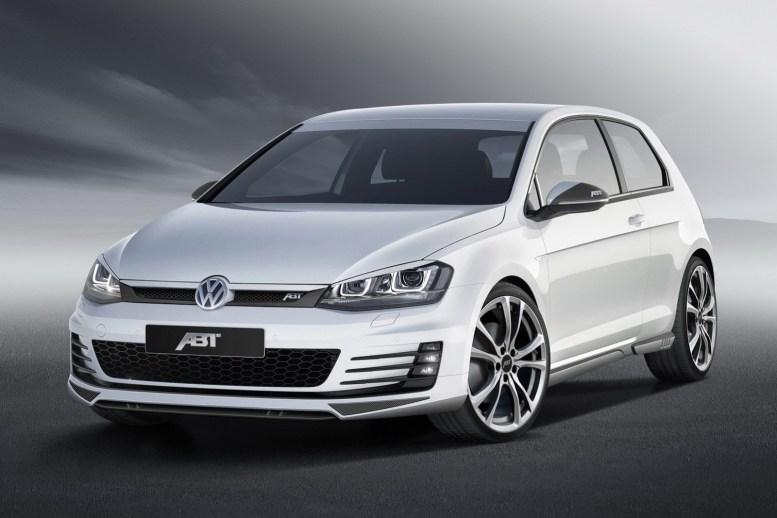 ABT Sportsline nos muestra su Volkswagen Golf GTD