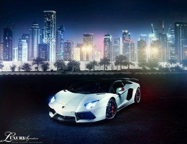 Lamborghini Aventador Dragon Edition