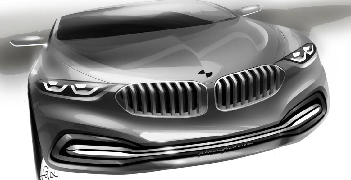 BMW Pininfarina Gran Lusso Coupé 12