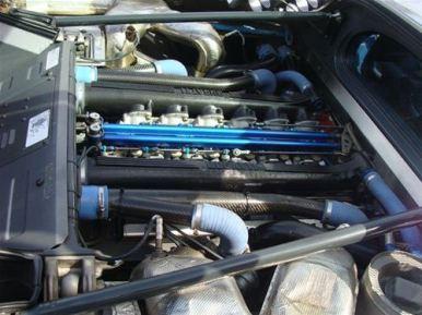 Bugatti EB110 SS a la venta