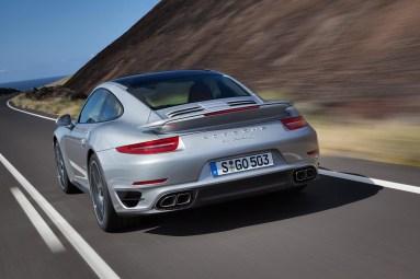 Porsche 911 Turbo (991), ya está aquí