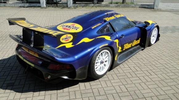 Aparecen dos Porsche 911 993 GT1 de carreras a la venta en Alemania