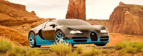 Bugatti Veyron y Corvette Stingray, protagonistas en Transformers 4