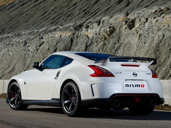 Nissan 370Z Nismo llega a España